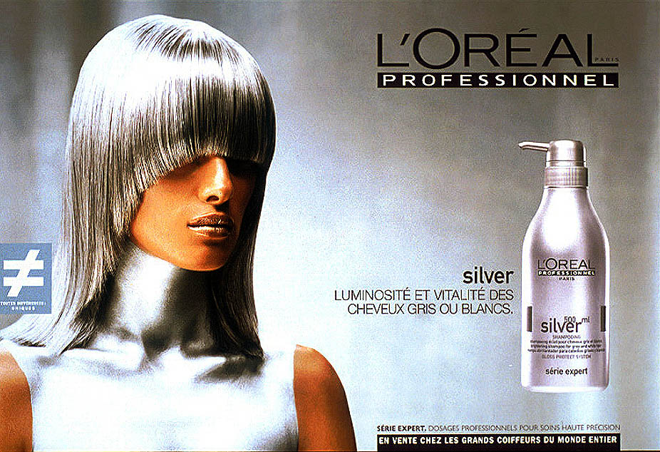 Loreal Professional Hair Products Perm Energy Silver Adeevee