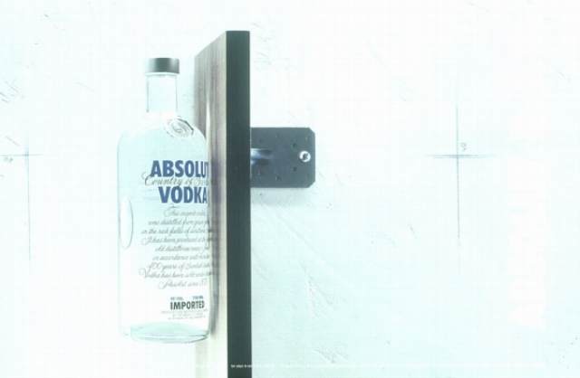 Absolut Vodka: Absolut: Diy, Absolut: Hangman 1