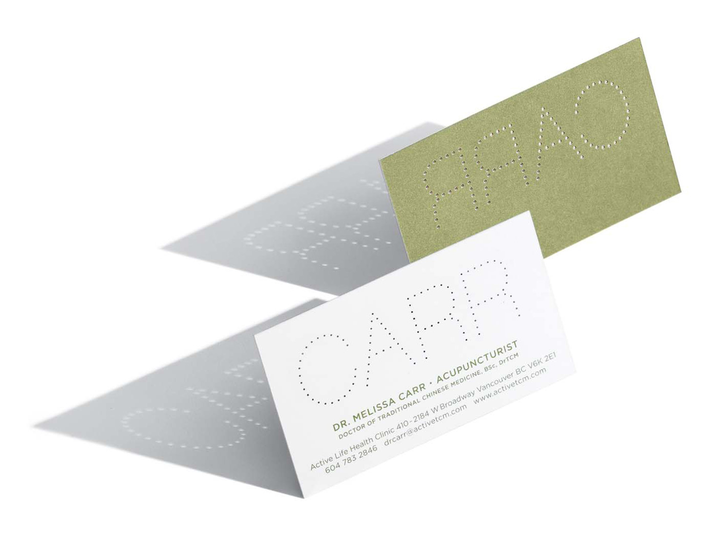 Carr acupuncture business card adeevee carr acupuncture business card magicingreecefo Image collections