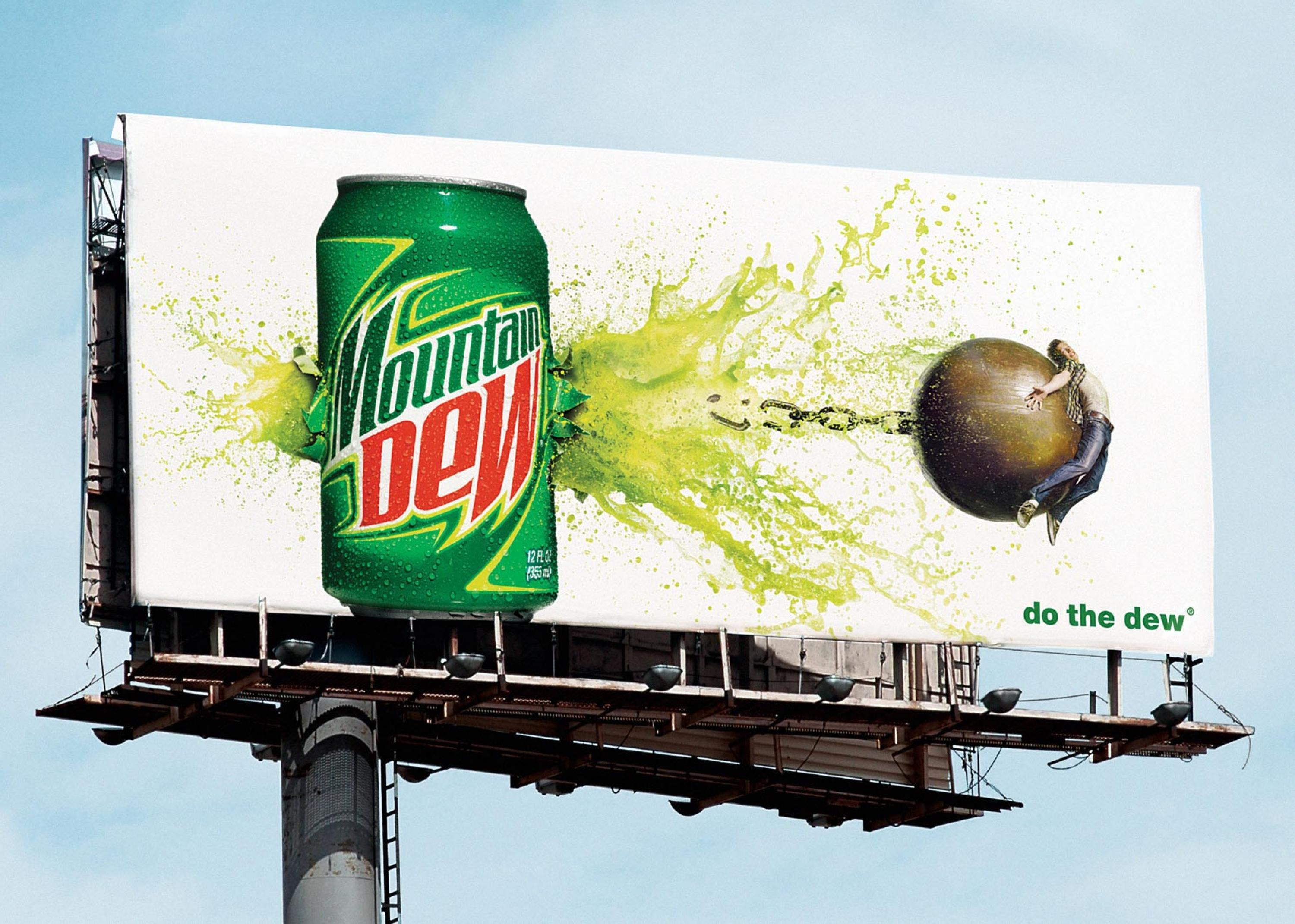 mountain dew is the brand of pepsi marketing essay While mountain dew has traditional taken a back seat to the pepsi brand, dew's creative and exciting commercials have struck a chord with consumers the selected ads will resonate with our target audience, 18 year old males.