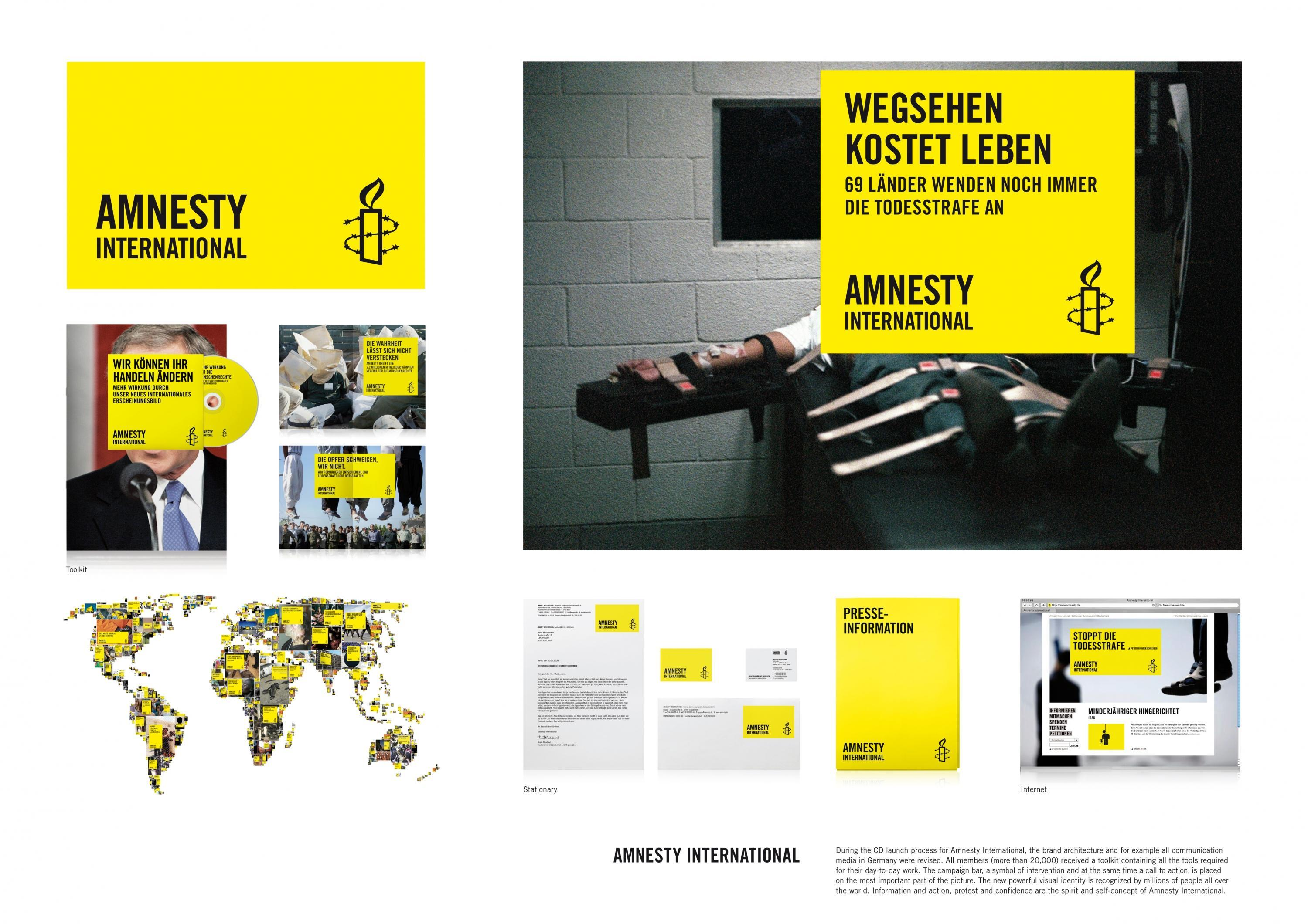amnesty international human rights charity more impact for human