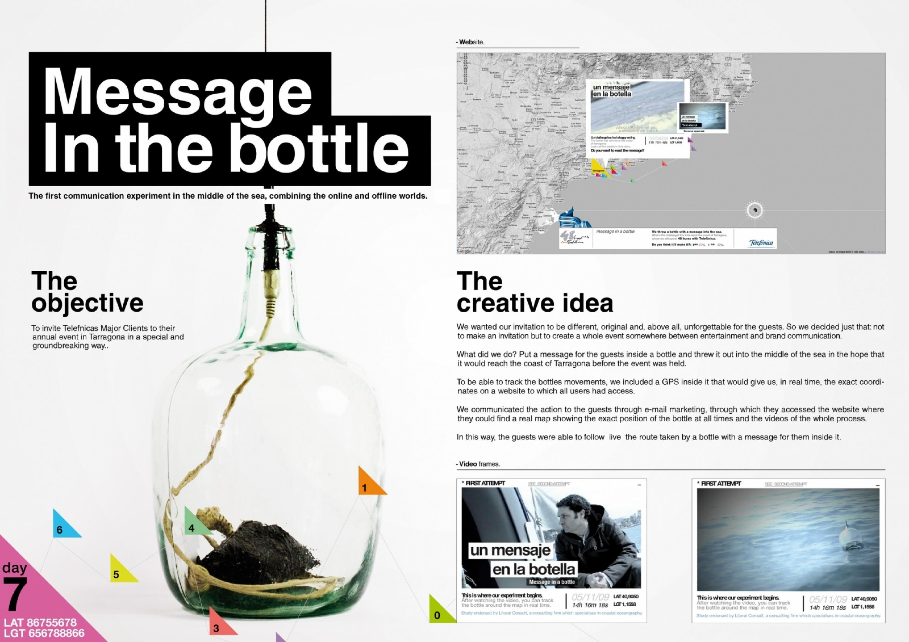 creative writing message in a bottle Until a simple water bottle changed his life writeitnow 5 - creative writing software for pc and mac try a free demo today cd and download available.