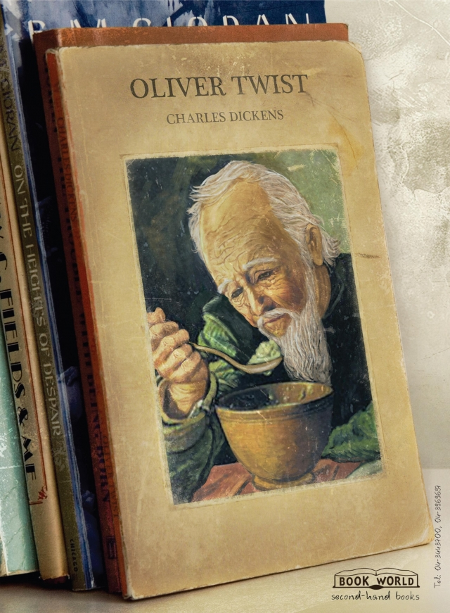 literary analysis of the book oliver twist by charles dickens