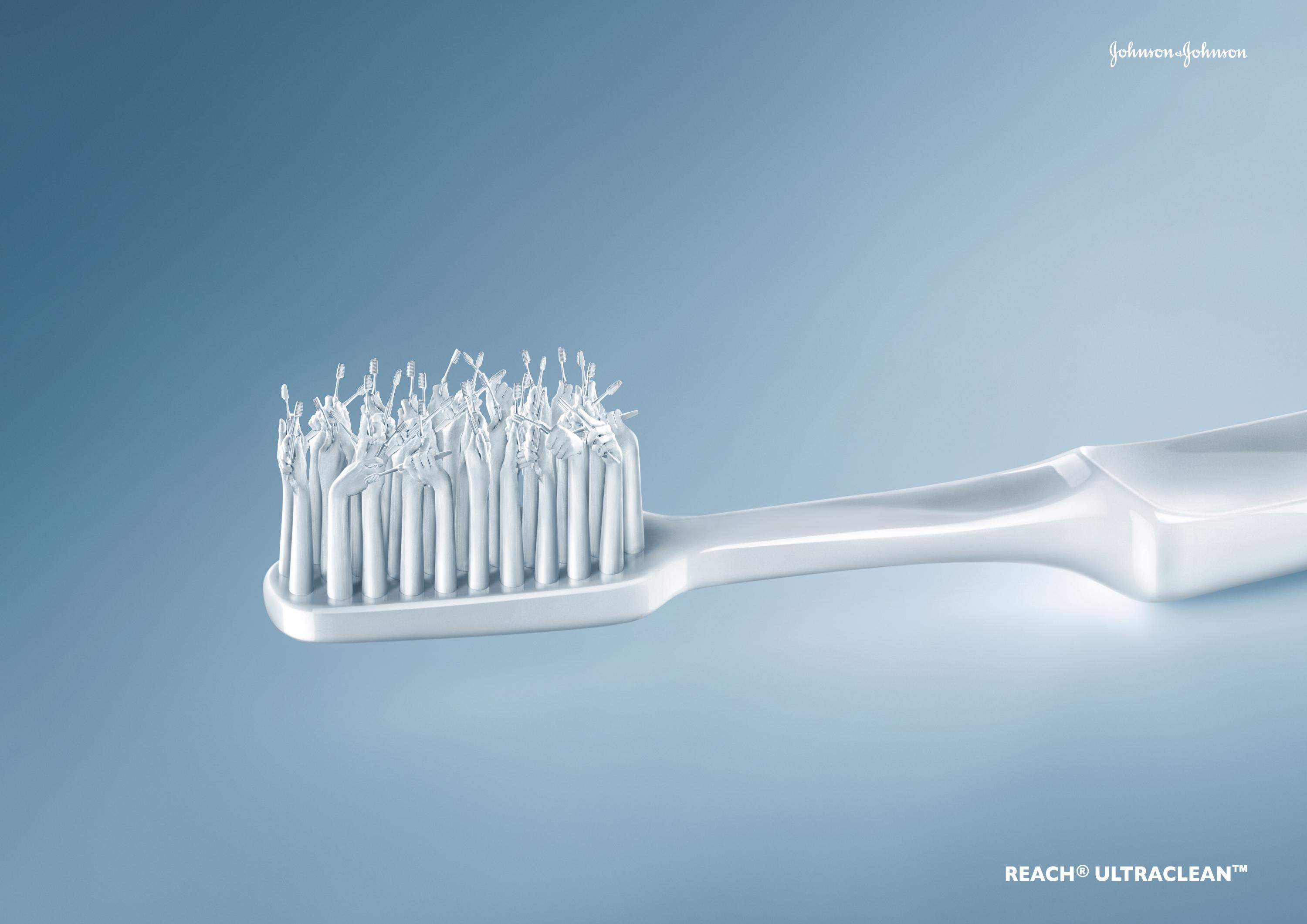 Johnson And Johnson Print Ads