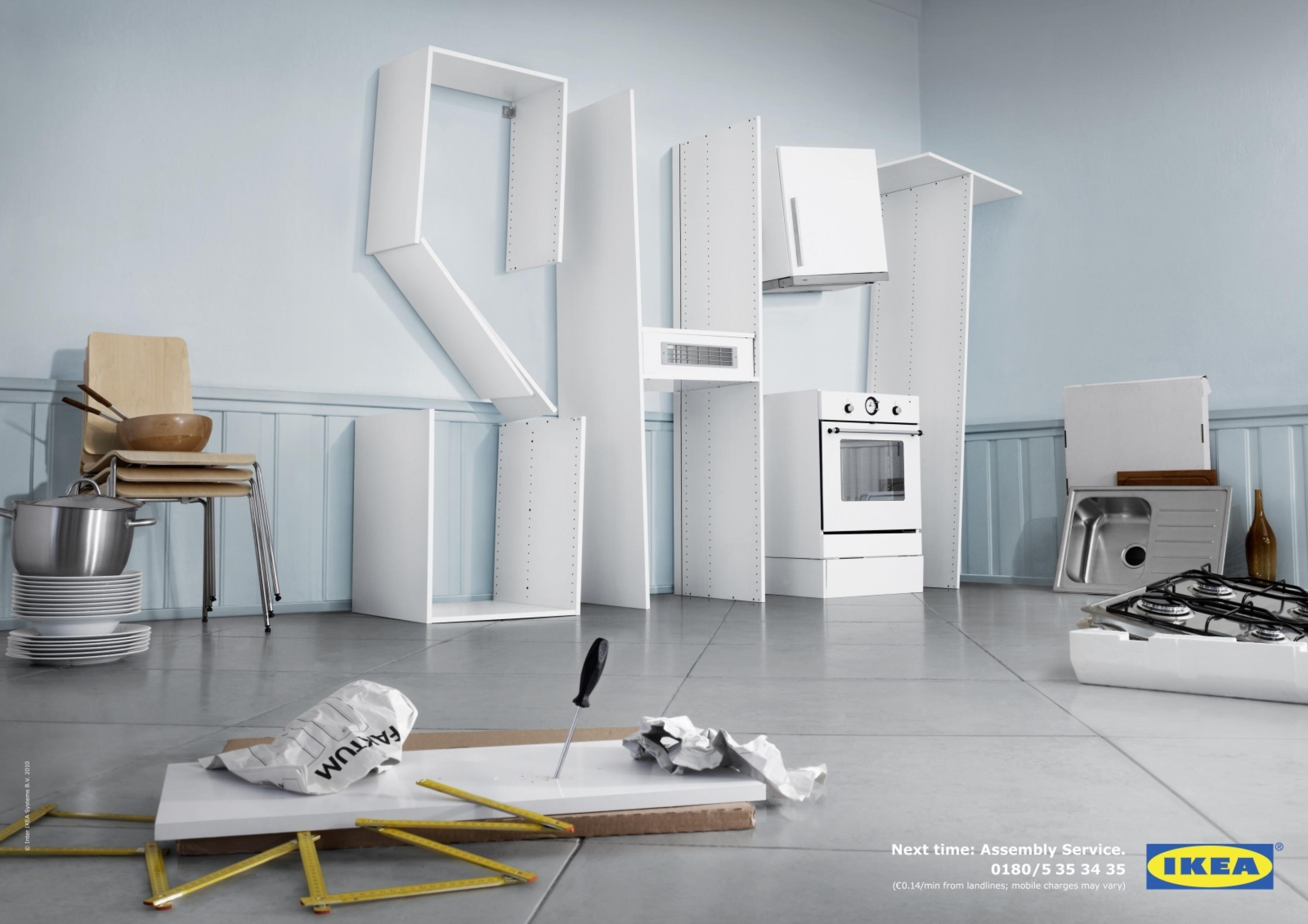 Marvelous Ikea Kitchen Assembly Loneline