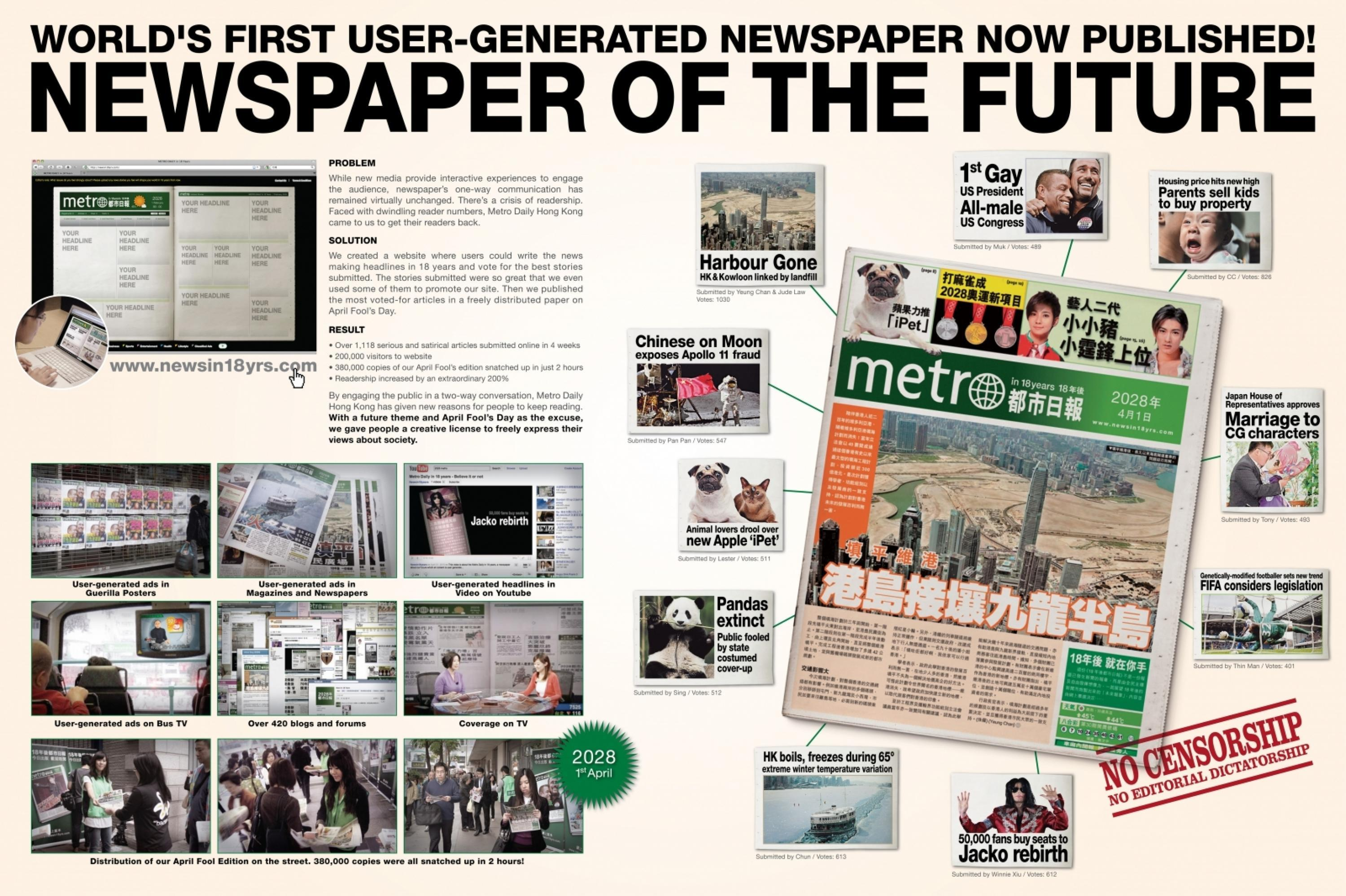 future of newspapers While not as severely challenged as newspapers, magazines in north america are clearly on the internet hit list summary of the future of magazines.