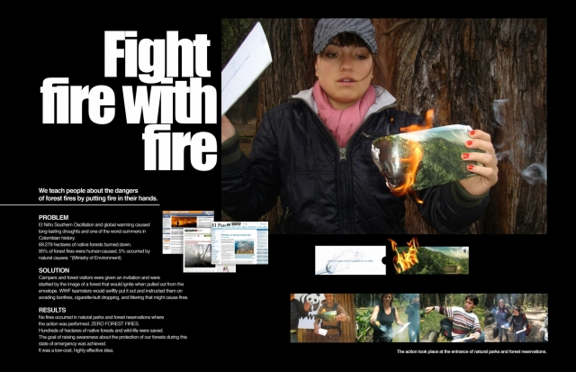 Wwf Anti-Forest Fires Programme: Forest Fires 1