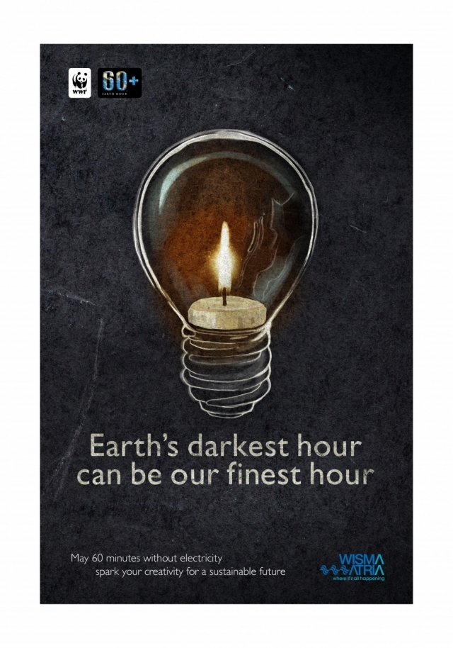earth hour campaign In february, earth hour launched its 2012 campaign i will if you will, with the intention of engaging its growing global community to go beyond the hour and coordinate efforts publicly through facebook, twitter, google+ and e-mail.