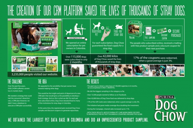 Purina Pet Care Dog Food: We Made The Incredible Happens 1