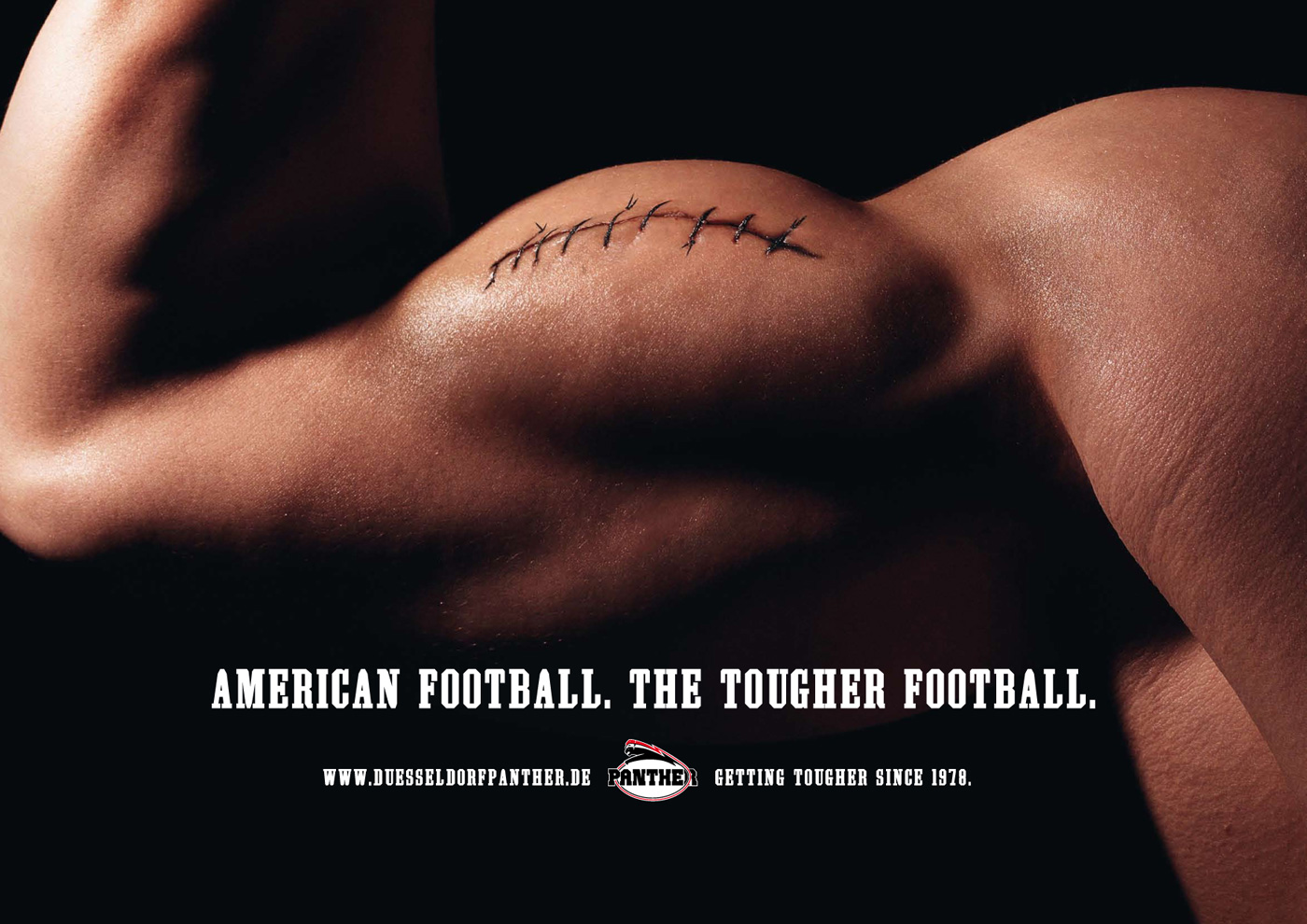D sseldorf panthers american football tougher football for American ad agencies