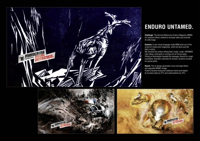 Ziegler Verlags Motocross Enduro Magazine: Enduro Untamed 1