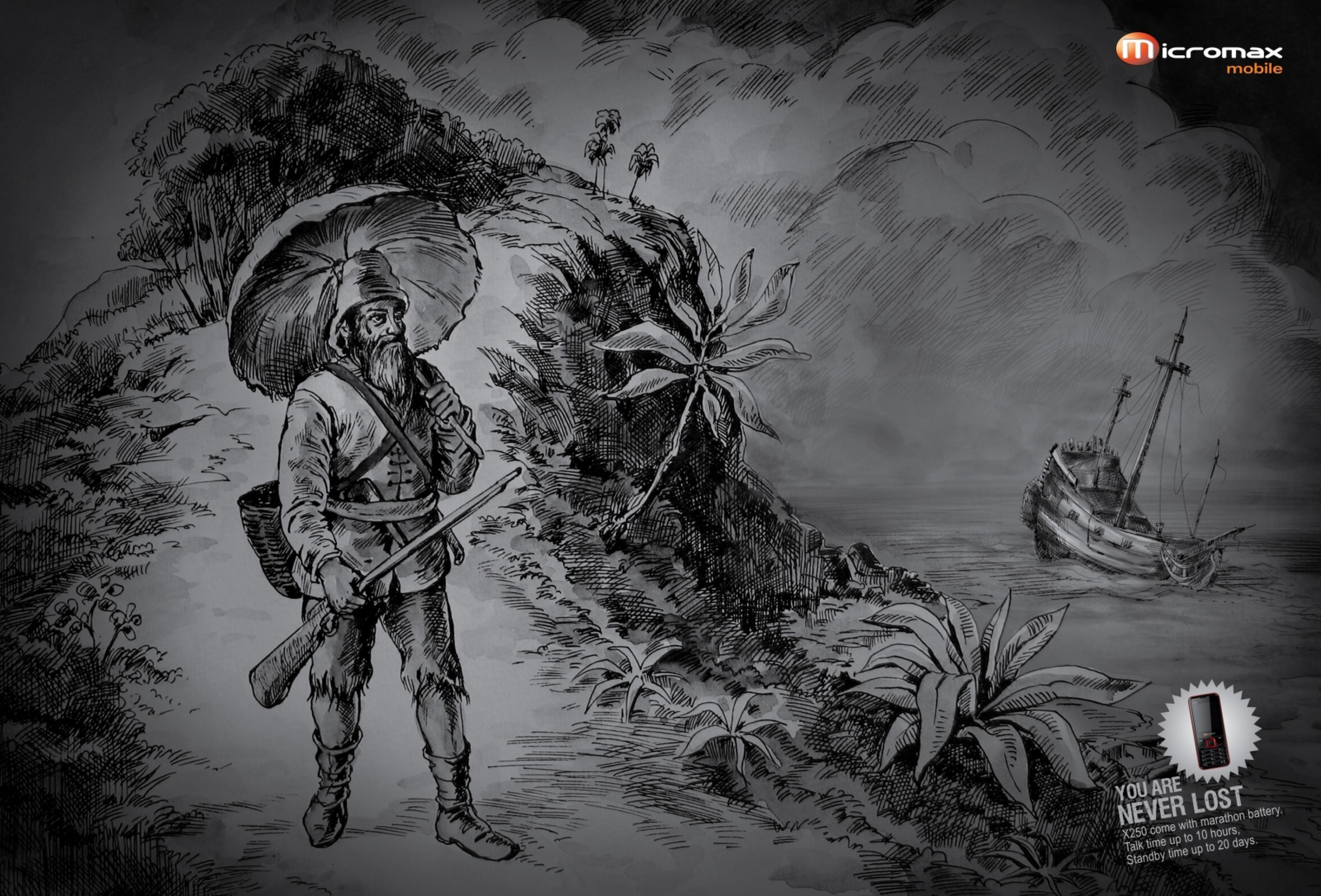 an analysis of setting in the novel robinson crusoe