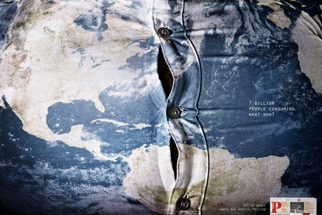 Publico Earth Day Magazine: Fat World 1