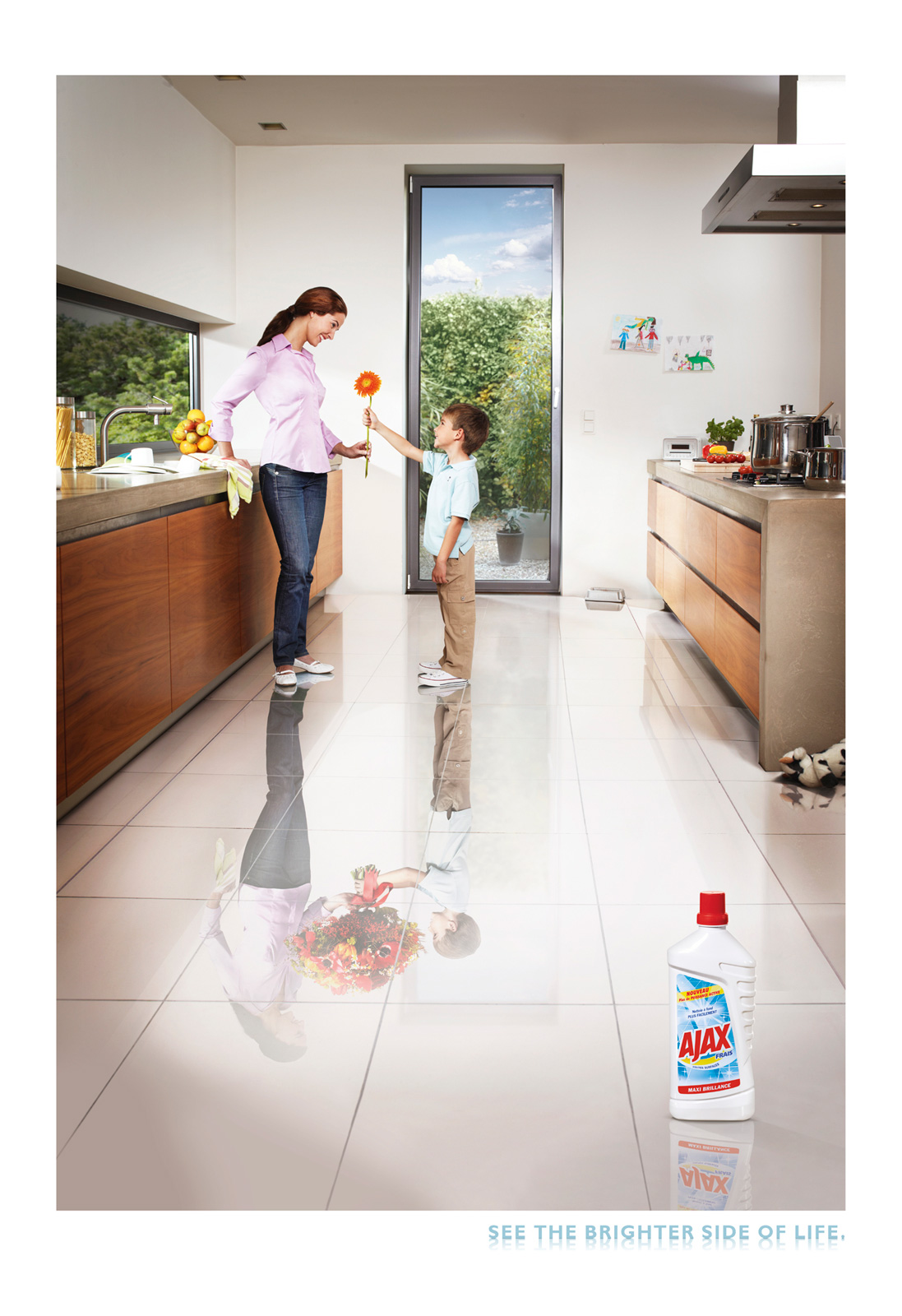 cleaner ads