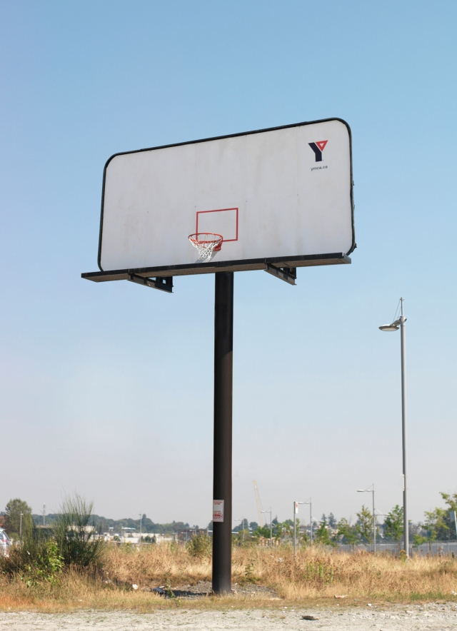 YMCA: Basketball billboard 1