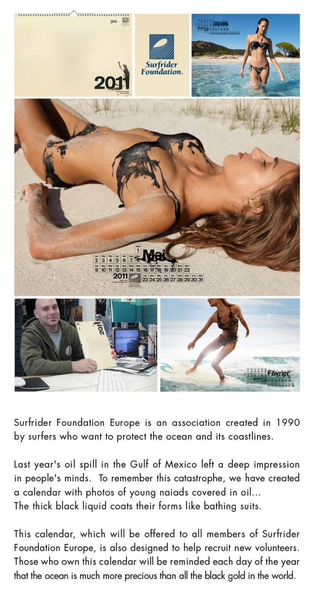 Surfrider Foundation: 2011 Calendar 1