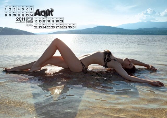 Surfrider Foundation: 2011 Calendar 12