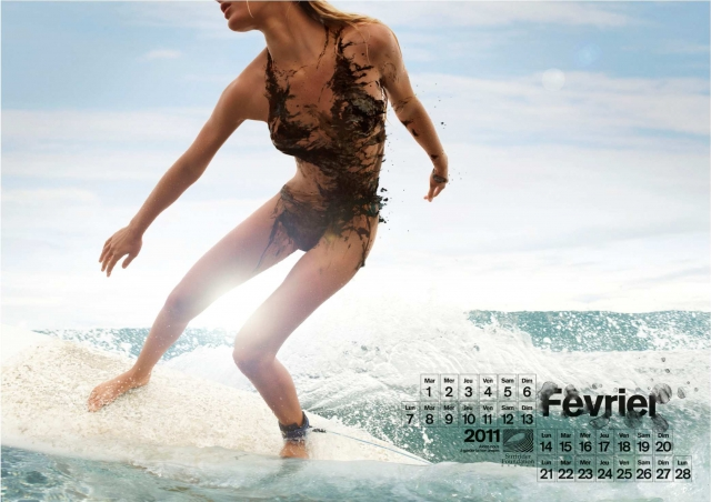 Surfrider Foundation: 2011 Calendar 9
