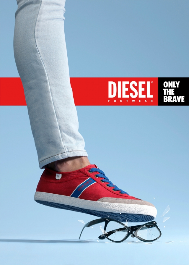 Diesel Footwear: Only the brave 1