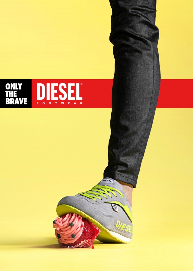 Diesel Footwear: Only the brave 3