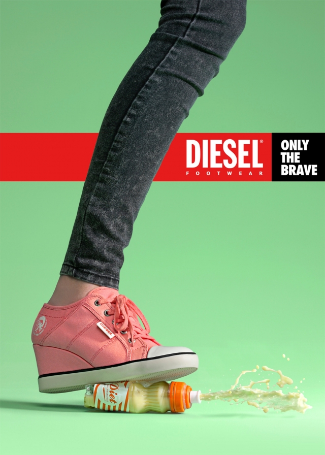 Diesel Footwear: Only the brave 4