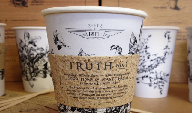 Truth Coffee: Seeds of truth 4