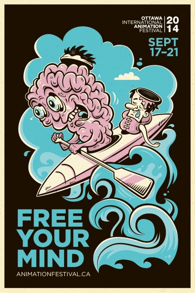 2014 Ottawa International Animation Festival: Free your mind 1