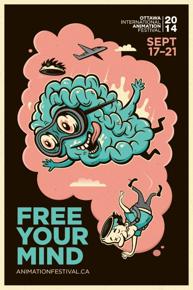 2014 Ottawa International Animation Festival: Free your mind 2