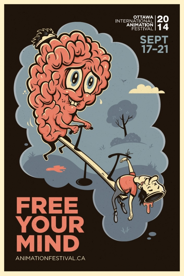 2014 Ottawa International Animation Festival: Free your mind 3