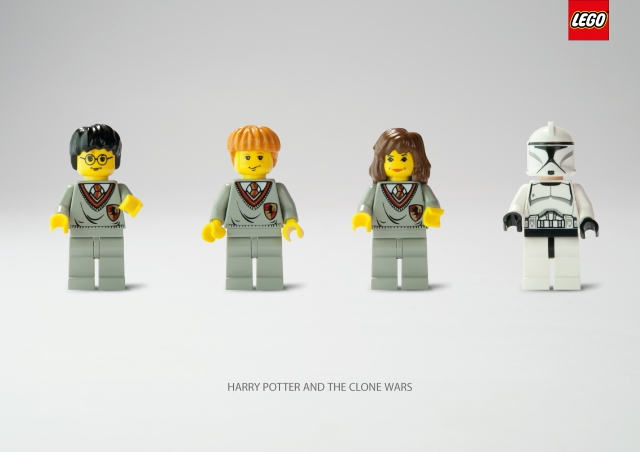 Lego: Harry Potter and the Clone Wars, The last Cop 1