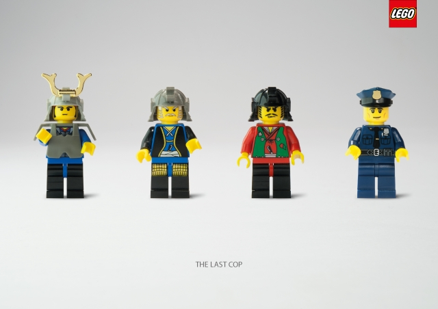 Lego: Harry Potter and the Clone Wars, The last Cop 2