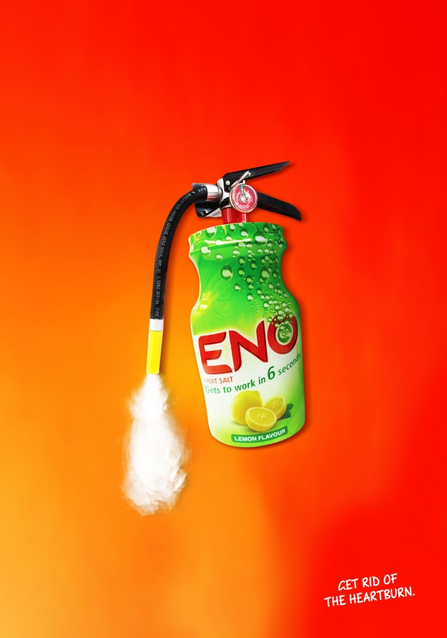 Eno Fruit Salt: Extinguisher 1