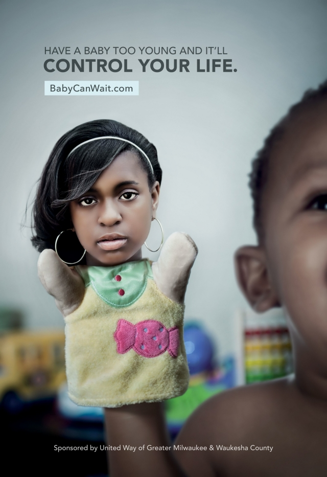 Babycanwait.com: Have a baby too young and it'll control your life 1
