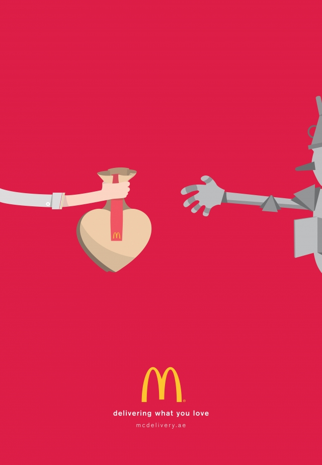 McDonald's McDelivery: Delivering what you love 2