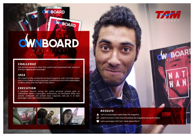 TAM Airlines: The Ownboard Magazine 2