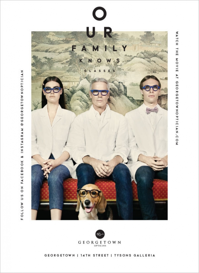 Georgetown Optician: Family 3