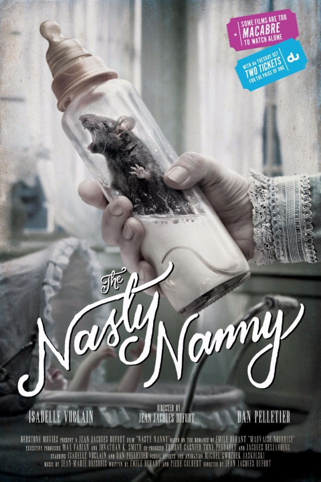 Du: The Nasty Nanny, Botox Pet, Ad Hominem, Nuclear Love 1