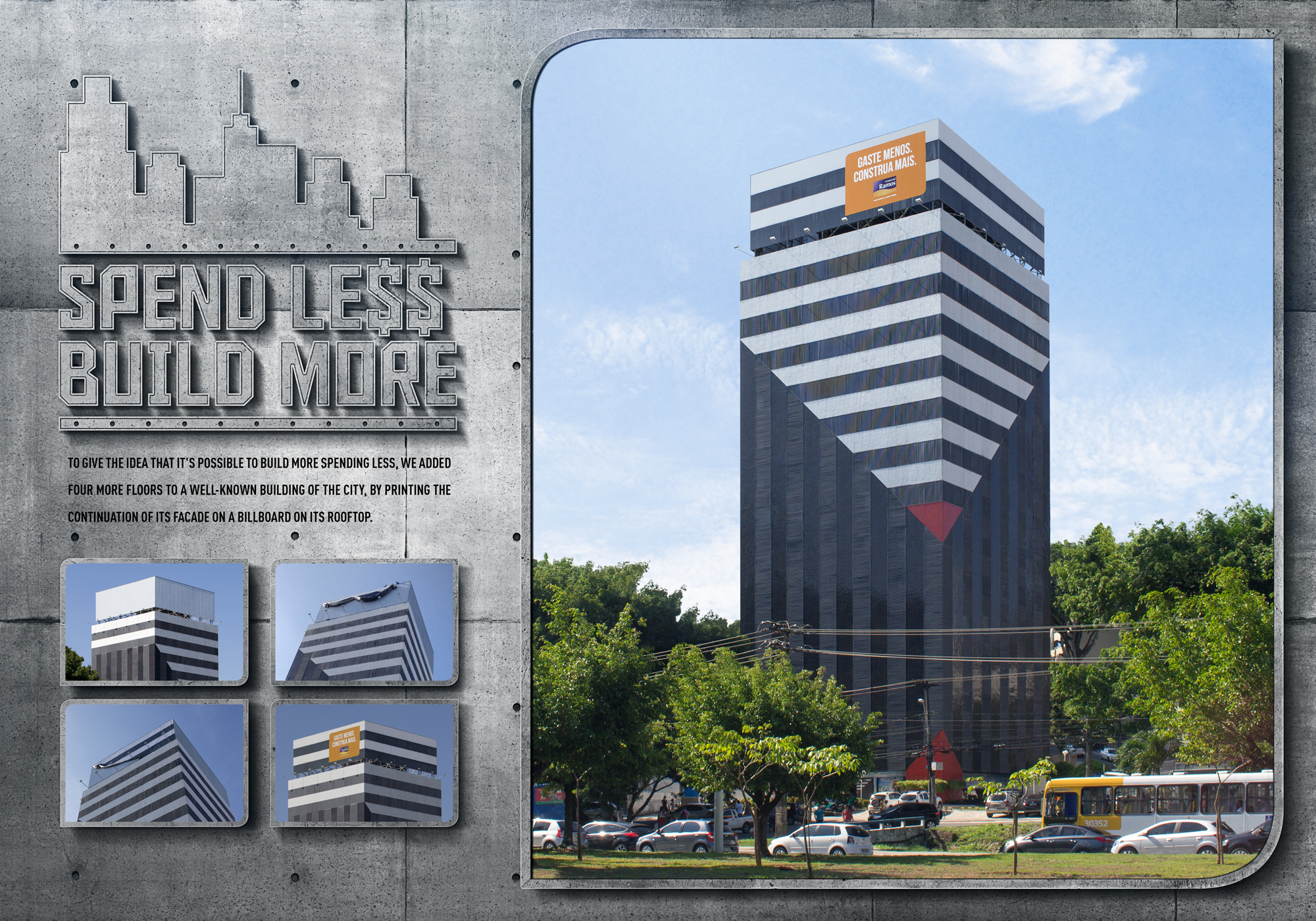 ramos grourp building materials store spend less build more adeevee