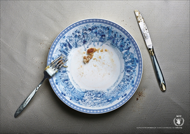 United Nations World Food Programme: Hunger Plate 2