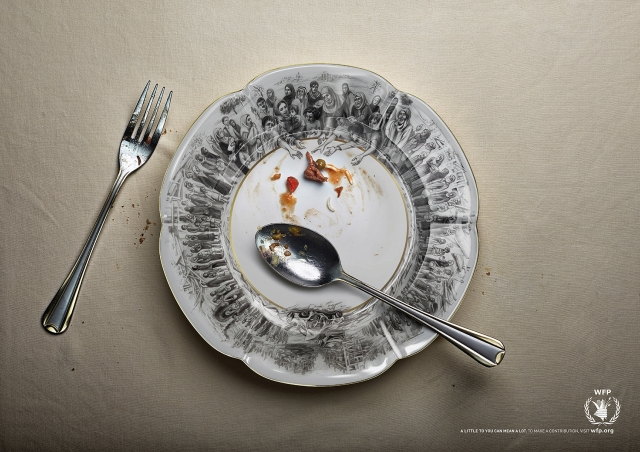United Nations World Food Programme: Hunger Plate 3