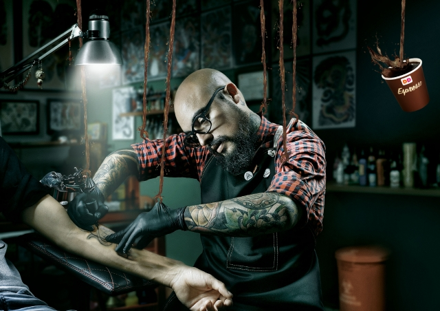 DD Espress: Barber, Tattoo Artist, Surgeon 2