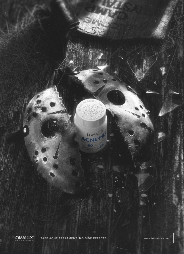 Loma Lux: Jason, Scream 1