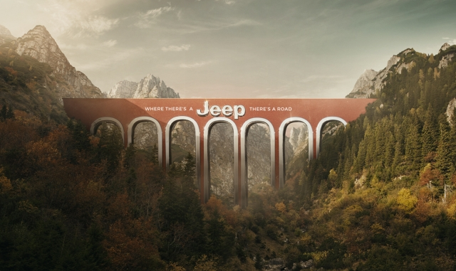 Jeep: Bridge 1