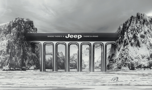 Jeep: Bridge 2