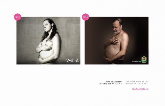 Miami Ad School: Kiss, Ghost, Pregnant, Bag 3