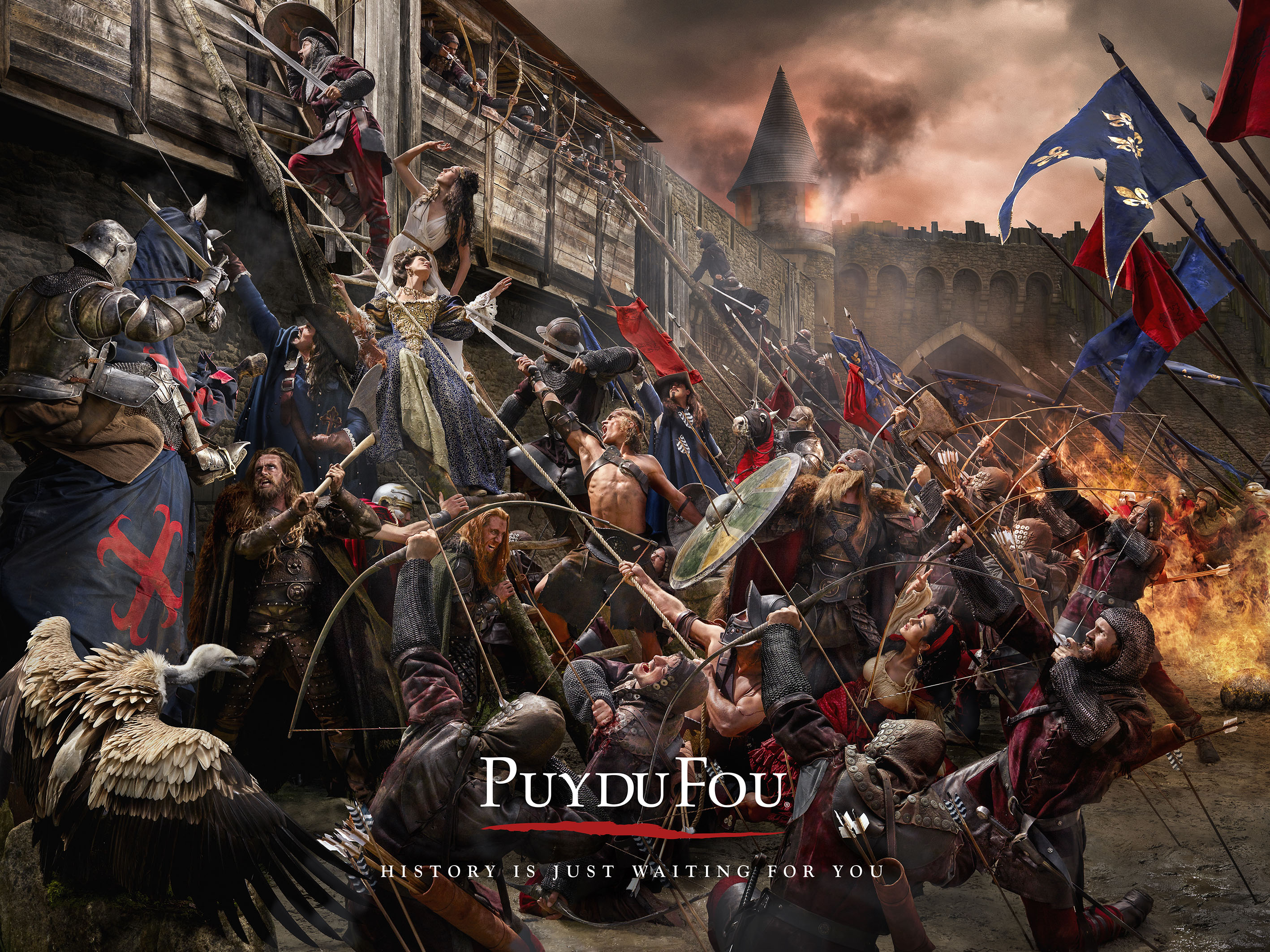 Image result for PUY DU FOU