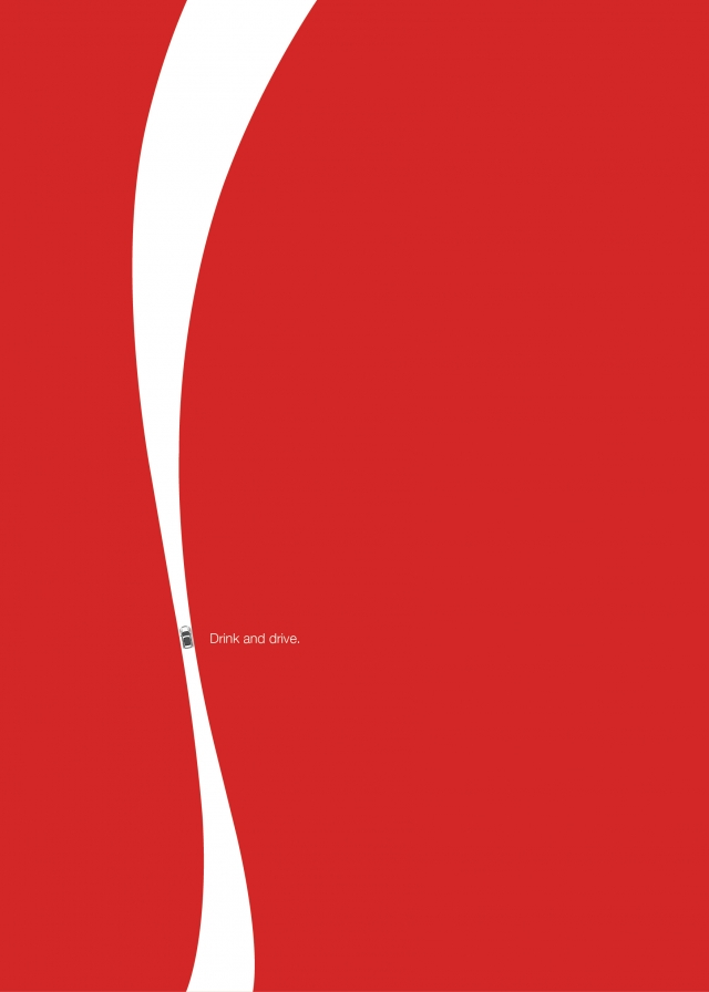 Coca-Cola: Drink And Drive 1