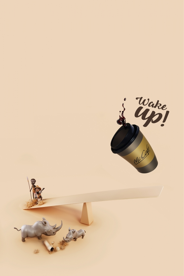McDonald's McCafe: Wake Up 1