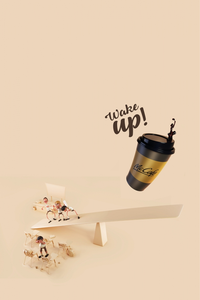 McDonald's McCafe: Wake Up 3