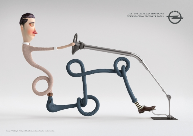 Opel Don't drink and drive: Knots 1